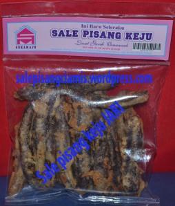 Sale Pisang Keju