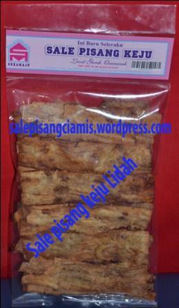 Sale Pisang Keju Lidah Rp. 13.000,-